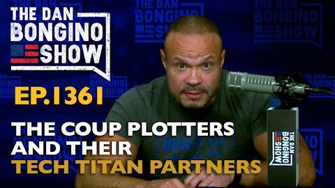 Ep. 1361 The Coup Plotters and their Tech Titan Partners