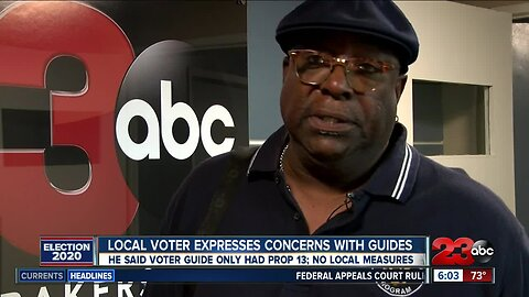 Local voter says he is no longer confident in the Kern County voting system