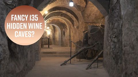 Have you heard about Spain's underground wine caves?