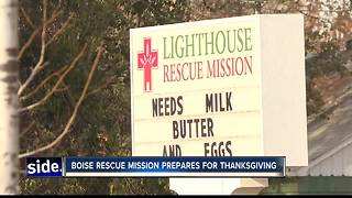 Rescue Mission in need of turkey donations - Video