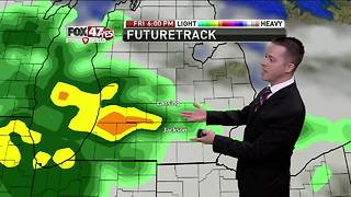 Dustin's Forecast 10-4 - Video