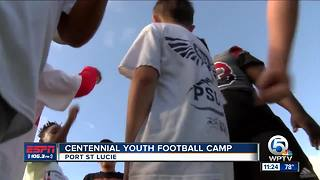 Centennial Youth Football Camp - Video