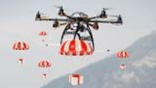 Amazon Testing Drone Delivery - Video