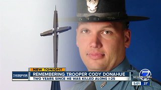 Two years after Colorado State Trooper killed along I-25, Move Over Law still at forefront