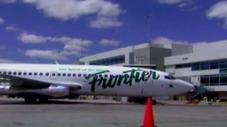 Frontier adds new Las Vegas routes - Video