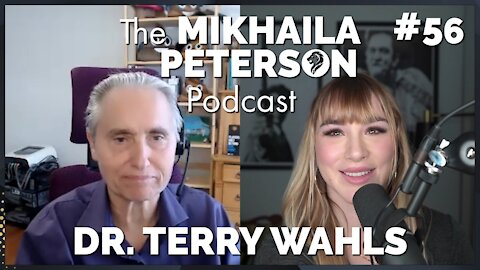 Wahls Protocol (MS Treatment) | Dr. Terry Wahls on The Mikhaila Peterson Podcast #56