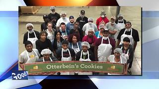 A sweet shout out from Otterbein's Cookies