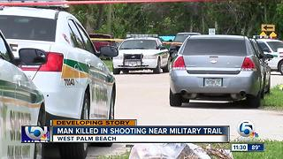Man dies in surgery after shooting in suburban West Palm Beach - Video