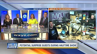 Mojo in the Morning: Potential surprise guests during Super Bowl halftime show