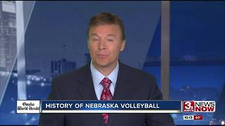 Dirk Chatelain Interview, Volleyball - Video