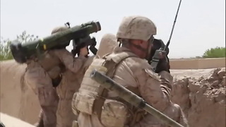 Scout Sniper Marines During Operation Helmand Viper. Afghanistan Combat Footage - Video
