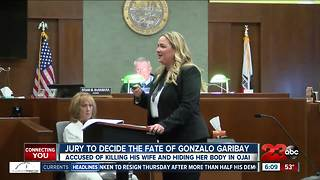 Garibay's fate in jurors' hands - Video