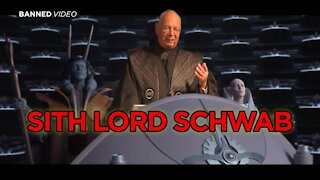 Klaus Schwab Caught In Secret Sith Lord Initiation Ceremony!