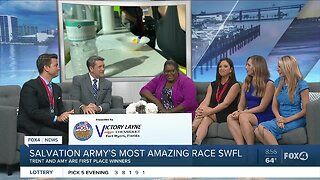 Salvation Army Most Amazing Race Interview 2