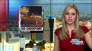 PCSD conducting DUI checkpoints for holidays - Video