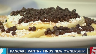 Pancake Pantry Under New Ownership - Video