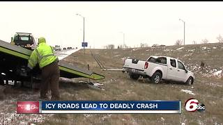 Weather played a role in deadly crash on I-70 - Video