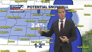 Meteorologist Brian Niznansky's Tuesday morning Storm Team 4cast - Video