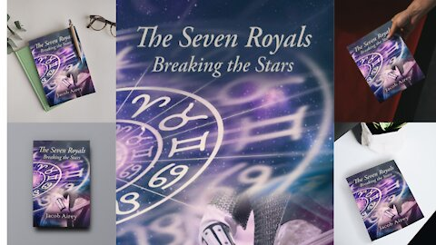 """The Seven Royals: Breaking The Stars"" Is Available NOW!"