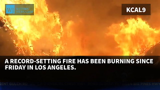 Gov. Brown Declares State Of Emergency For Los Angeles County - Video