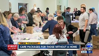 As temperatures dip, Aurora community comes together to help homeless