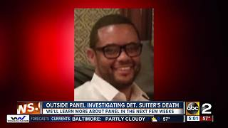 Outside panel investigating Detective Sean Suiter's death - Video