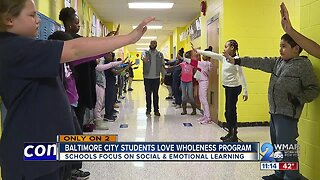 A look at Baltimore City Schools' new approach to learning