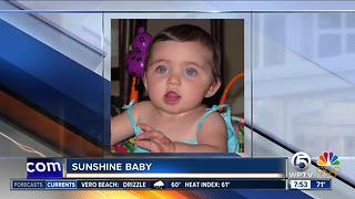 Sunshine Baby 12/17/17 - Video