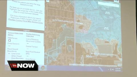 Pinellas Co. flood map changes: Insurance rates may increase