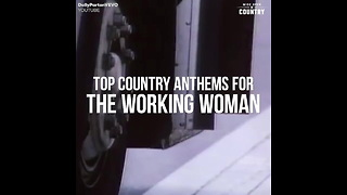 Country Anthems for Working Women rXW7CLvi