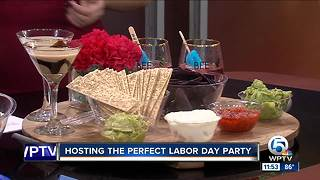 Host the perfect Labor Day party - Video