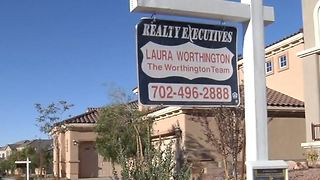 Report: Las Vegas housing market still rebounding from recession - Video