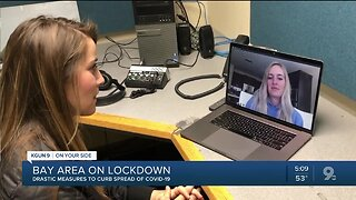 Business owner on lockdown in Bay Area speaks out