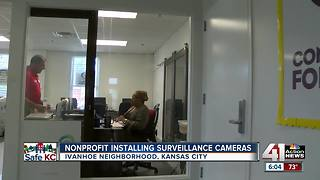 Technology non-profit works with KC neighborhoods to increase public safety