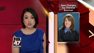 Livingston Co. Judge Theresa Brennan charged with felonies