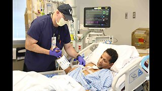 Nevada's first diagnosed COVID-19 patient released from hospital after 2 months