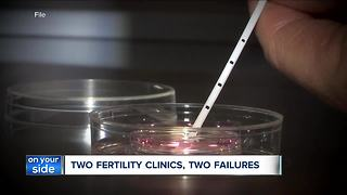 Second fertility clinic suffers malfunction on same day as UH - Video