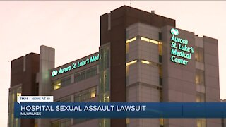 Woman sues Aurora Health Care for 2017 alleged sexual assault