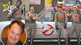 Dan Aykroyd Sets The Record Straight On His Opinion Of The New Ghostbusters Film - Video