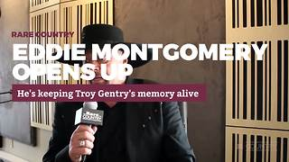 Eddie Montgomery opens up | Rare Country - Video