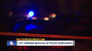 Hundreds of cases of citizen complaints about police not yet addressed, federal judge demands a plan - Video