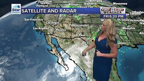 13 First Alert Forecast September 20 2019 Evening Update