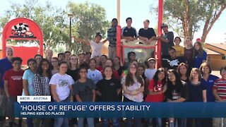 Helping Kids Go places: Meet House of Refuge