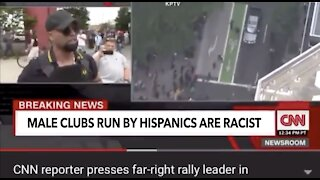 White supremacists must be hard to find: Proud Boys Hispanic leader explains