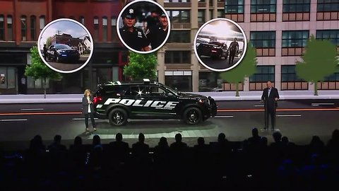 Ford unveils Mustang Shelby GT500, Explorer trim models at North American International Auto Show