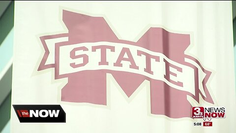 Mississippi State fan Terry Powell returns to Omaha
