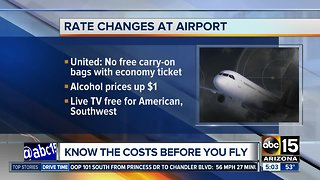 Millions expected to travel for Thanksgiving -- what changes to expect