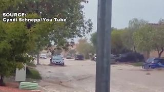 Preparations underway for monsoon in Las Vegas - Video