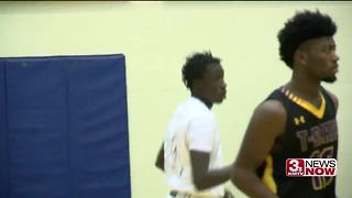 Bellevue West vs. Omaha North boys basketball - Video