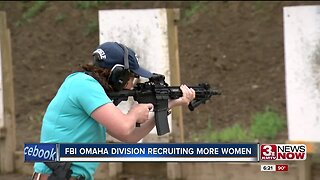 FBI Omaha Division Recruiting More Women